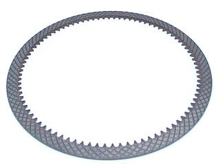 29549470 Friction Clutch Plate for Allison Transmission