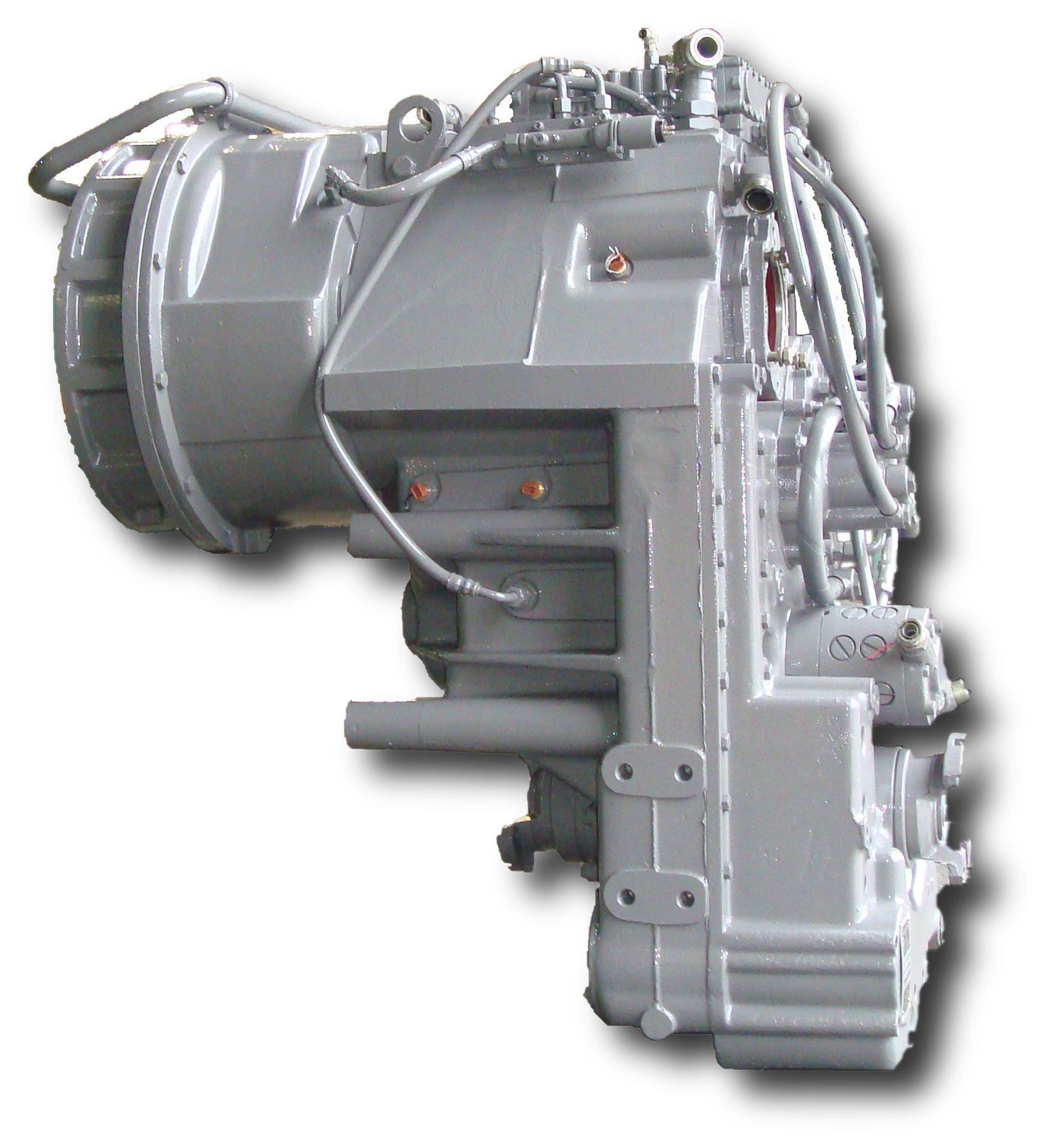 Allison 250 Service manual Transmission clbt 754