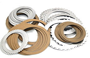 PTCPK-201, Volvo PT Transmission Friction & Mating Plate Kit for Volvo Articulated Truck
