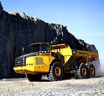 Construction & Mining Parts and Transmission Service for