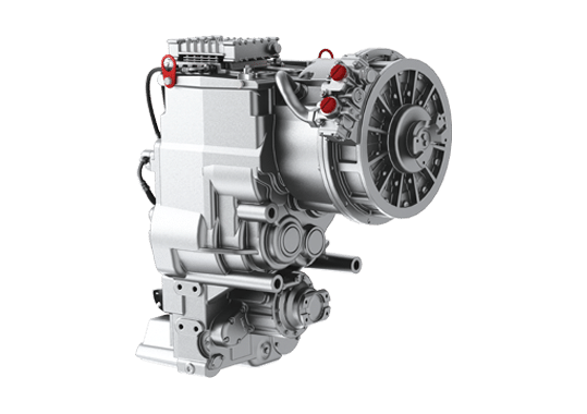 Remanufacture ZF Off-Highway Transmissions | Construction