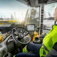 How Technology is Simplifying Wheel Loader Operation