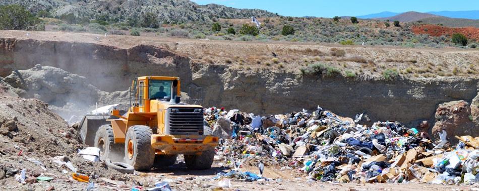 Landfills & Waste Handling Equipment | Volvo & ZF